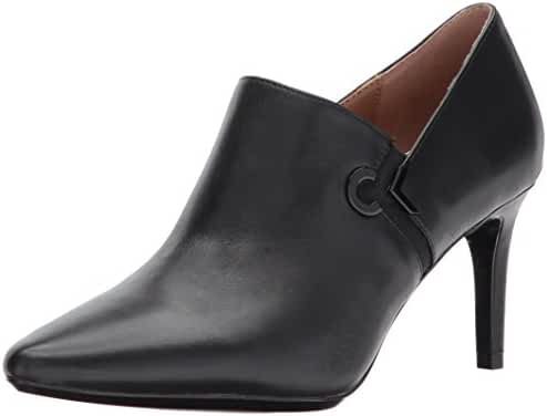 Calvin Klein Women's Joanie Leather Ankle Boot